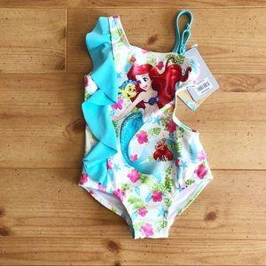 Disney The Little Mermaid One Piece Swimsuit